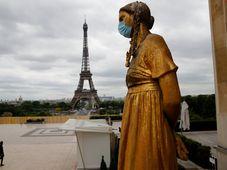 Paříž, foto: ČTK / AP Photo / Christophe Ena