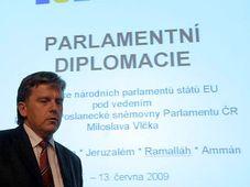 Miloslav Vlček, foto: ČTK