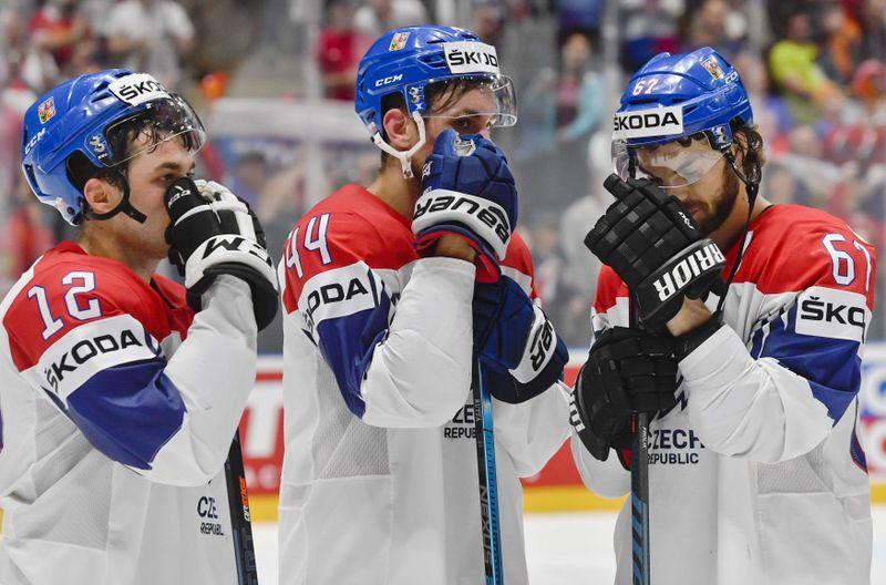 La République tchèque a été battue par la Russie, photo: ČTK / Vít Šimánek