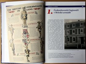 Repro photo of the book by Military History Institute of Prague