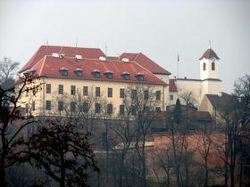 Špilberk, foto: Štěpánka Budková