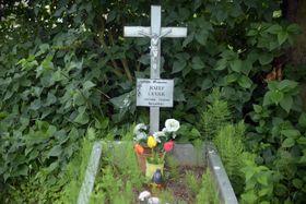 Eine der Opfer des Einmarschs durch die Truppen des Warschauer Paktes war Jozef Levák (Foto: Ľubomír Smatana, Archiv des Tschechischen Rundfunks)