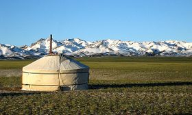 Mongolsko, foto: Adagio / Creative Common 3.0 Unported