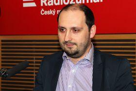 Zdeněk Hazdra, foto: Šárka Ševčíková, Archivo de ČRo