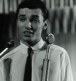 Karel Gott (1963), foto: ČT
