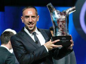 Franck Ribéry, photo: CTK