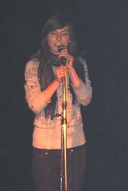 Lydia Daher, Poetry Slam in Usti nad Labem
