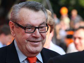 Miloš Forman, photo: Tomáš Adamec