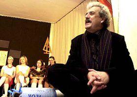 Pavel Dostal (January, 2004), photo: CTK