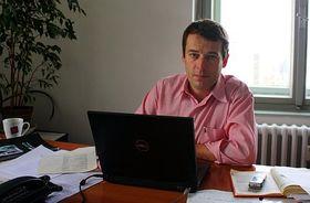 Шимон Панек (Фото: Штепанка Будкова, Чешское радио - Радио Прага)