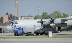 Lockheed C-130 Hercules, photo: CTK