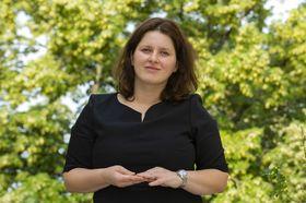 Jana Maláčová, foto: ČTK/PR/ČSSD