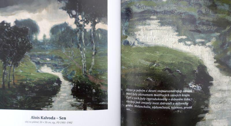 L'exposition 'Le paysage de mon cœur', photo: Magdalena Hrozínková