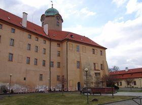 Château de Poděbrady, photo: Miloš Turek