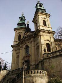 Kirche St. Johannes Nepomuk am Felsen (Foto: A.H.C.Horn, Wikimedia Commons, CC BY-SA 3.0)