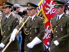 Militärparade (Foto: Martina Stejskalová)