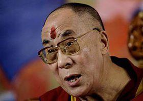 Tibetan spiritual leader the Dalai Lama, photo: CTK