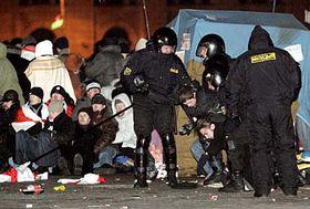 Minsk en la actualidad (Foto: CTK)