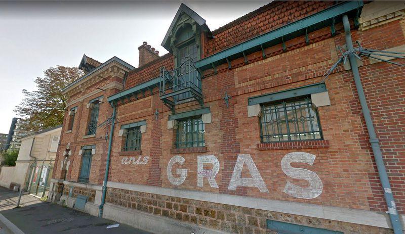 Le centre culturel Anis Gras à Arcueil, photo: Google Maps