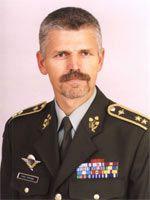 Чешский генерал Петр Павел, Фото: Архив Чешской армии