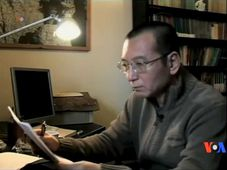 Liu Xiaobo, photo: Voice of America
