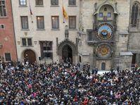 L'horloge astronomique de la place de la Vieille-Ville, photo: Ondřej Deml/ČTK