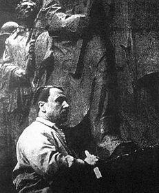 """Отакар Швец, фото: из книги Žulový Stalin (""""Гранитный Сталин"""")"""