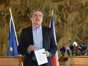 Martin Stropnický, foto:  ČTK