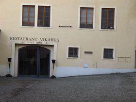 Restaurant Vikárka (Foto: Kristýna Maková, Archiv des Tschechischen Rundfunks - Radio Prague International)