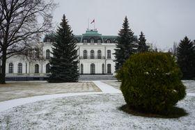 Ruské velvyslanectví vPraze, foto: archiv velvyslanectví