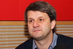 Рудольф Меркнер, фото: Шарка Шевчикова, Архив Чешского Радио
