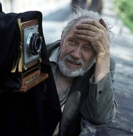 Josef Sudek, photo: CTK