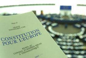 Constitución europea, foto: CTK