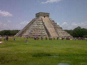 Chichén Itzá, foto: GiovanniCF, Creative Commons 3.0