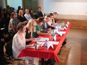 Jury (Foto: Markéta Kachlíková)
