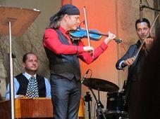 Pavel Šporcl avec Romano Stilo, photo: Kristýna Maková