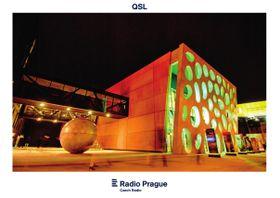 Tarjeta QSL 2019, 'El Teatro Nuevo', Plzeň, foto: Martin Pecuch