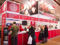 Gaudeamus fair, photo: Pavel Cyprich