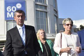 Andrej Babiš (links). Foto: ČTK / Václav Šálek