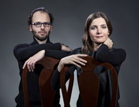 Tomáš Liška, Marta Töpferová, photo: Pavel Matela
