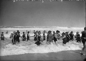 Playa de Biarritz, 1924