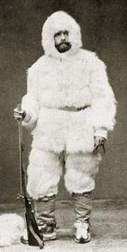Julius Payer, photo: Public Domain