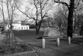 Пражский фонтан в честь Софии Хотек, фото: архив Прага-6