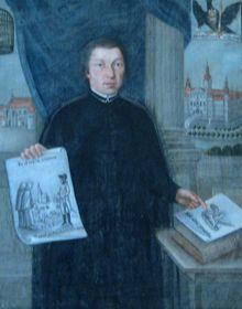 Antonín Strčanovský, el misionero en la zona Tarahumara, foto: web oficial de la ciudad Velké Meziříčí