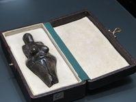Venus of Dolní Věstonice, photo: Kristýna Maková