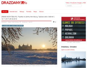 Webseite drazdany.info