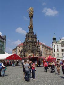 La Columna de Olomouc, foto: Miloš Turek