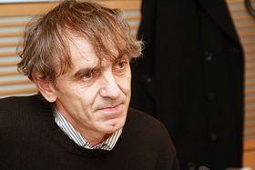 Karel Strachota, photo: Alžběta Švarcová / Czech Radio