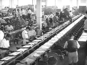 L'usine Baťa, photo: ČT