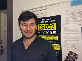 Дмитрий Глуховский, Фото: Катерина Айзпурвит, Чешское радио - Радио Прага